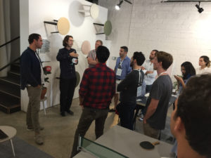Floyd Entrepreneurs speak at Endeavor ISP in Detroit