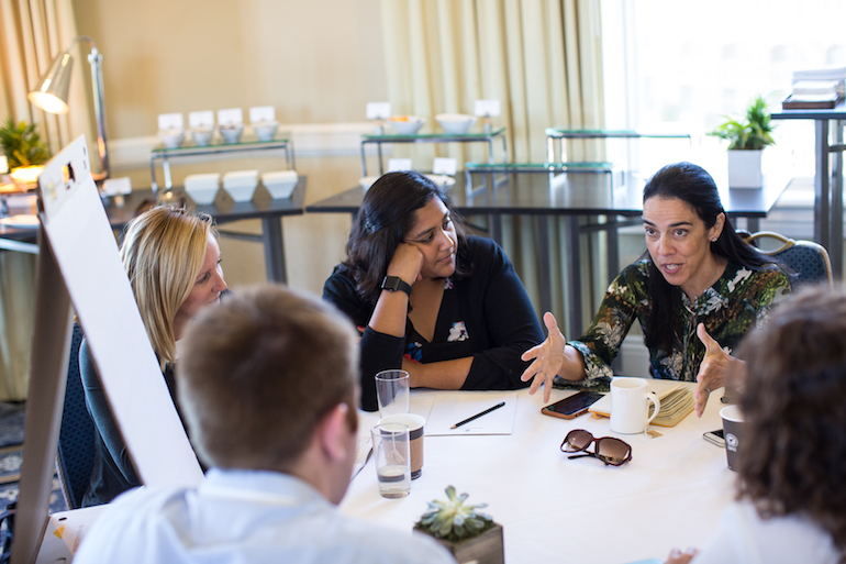 Female Business Leaders Career Advice