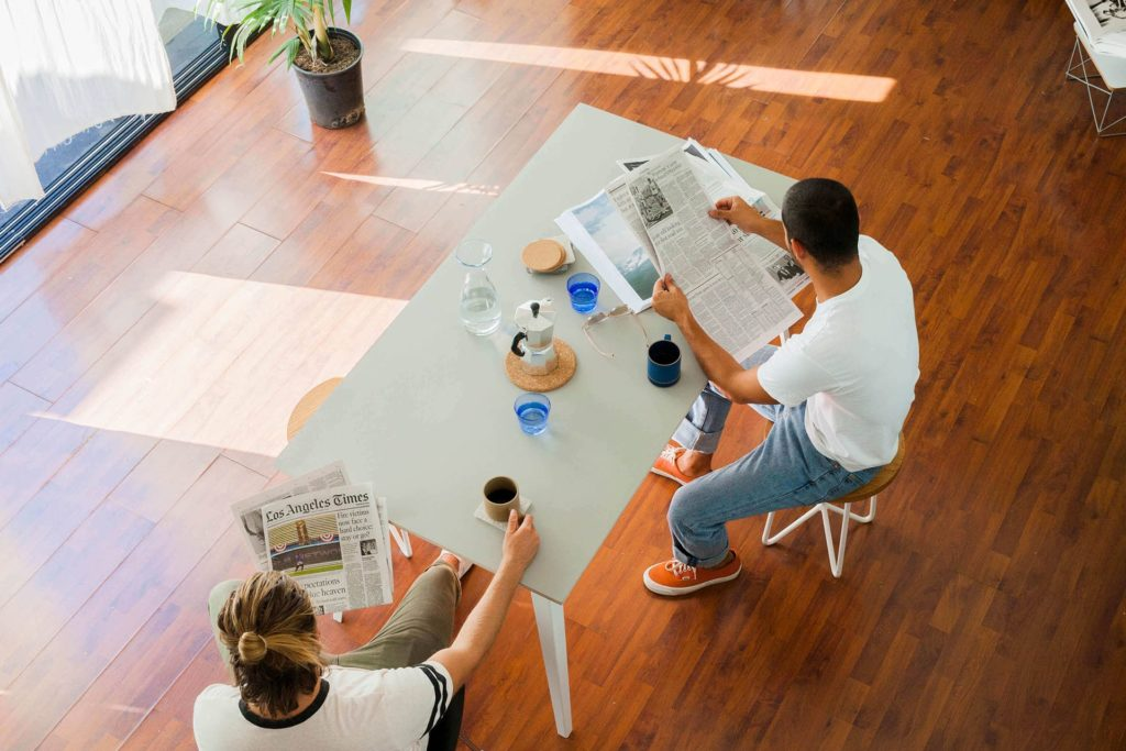 Floyd Home table